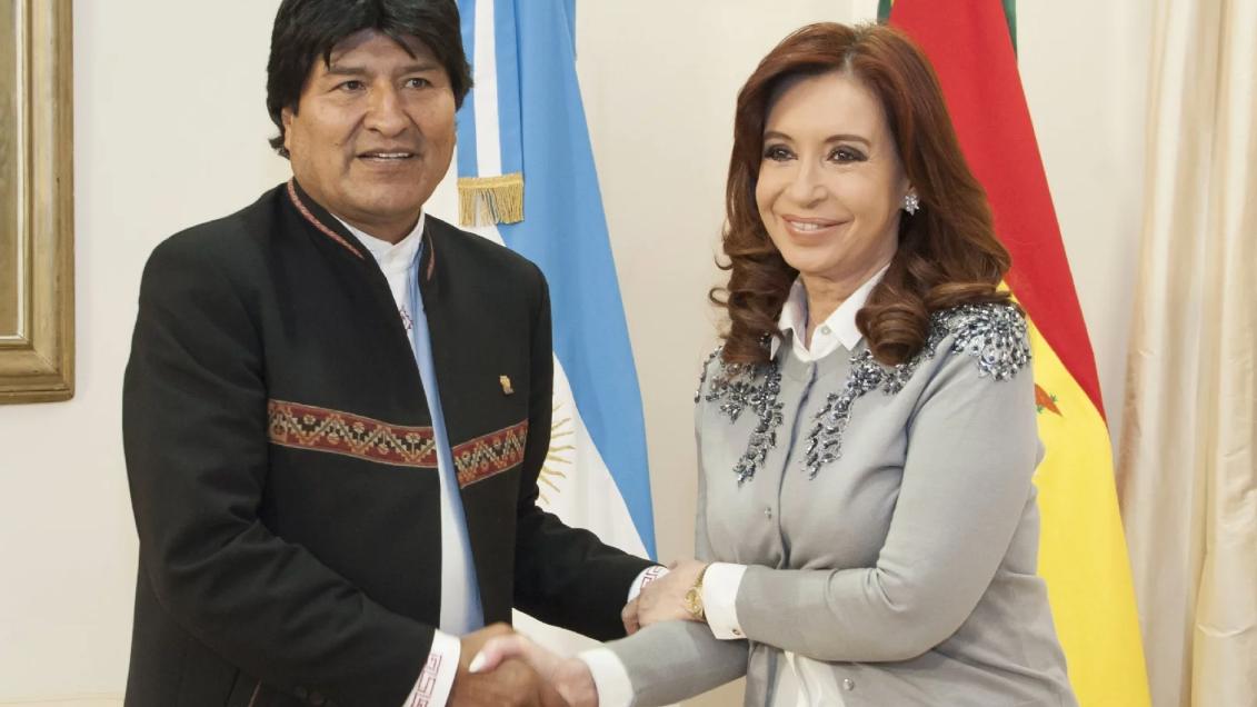 "Cristina habló de la renuncia de Evo Morales: ""Lo de Bolivia se llama golpe de Estado"""