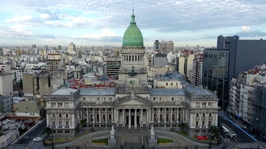 """El Senado aprobó un proyecto que repudia el """"golpe de Estado"""" en Bolivia"""