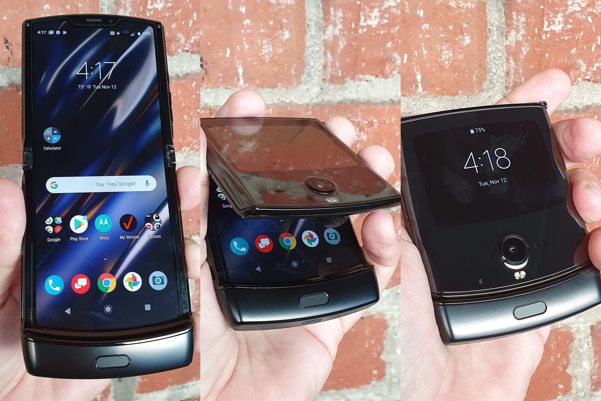Moto Razr: así es el nuevo smartphone con tapita y pantalla plegable