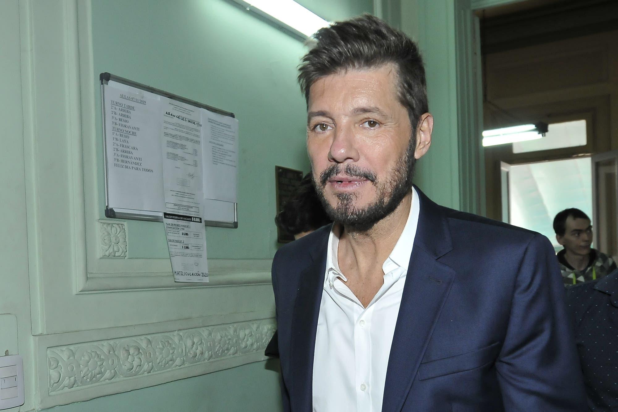 """Marcelo Tinelli habló sobre su reunión con Alberto Fernández: """"Hoy me emocioné porque siento que se termina la grieta"""""""