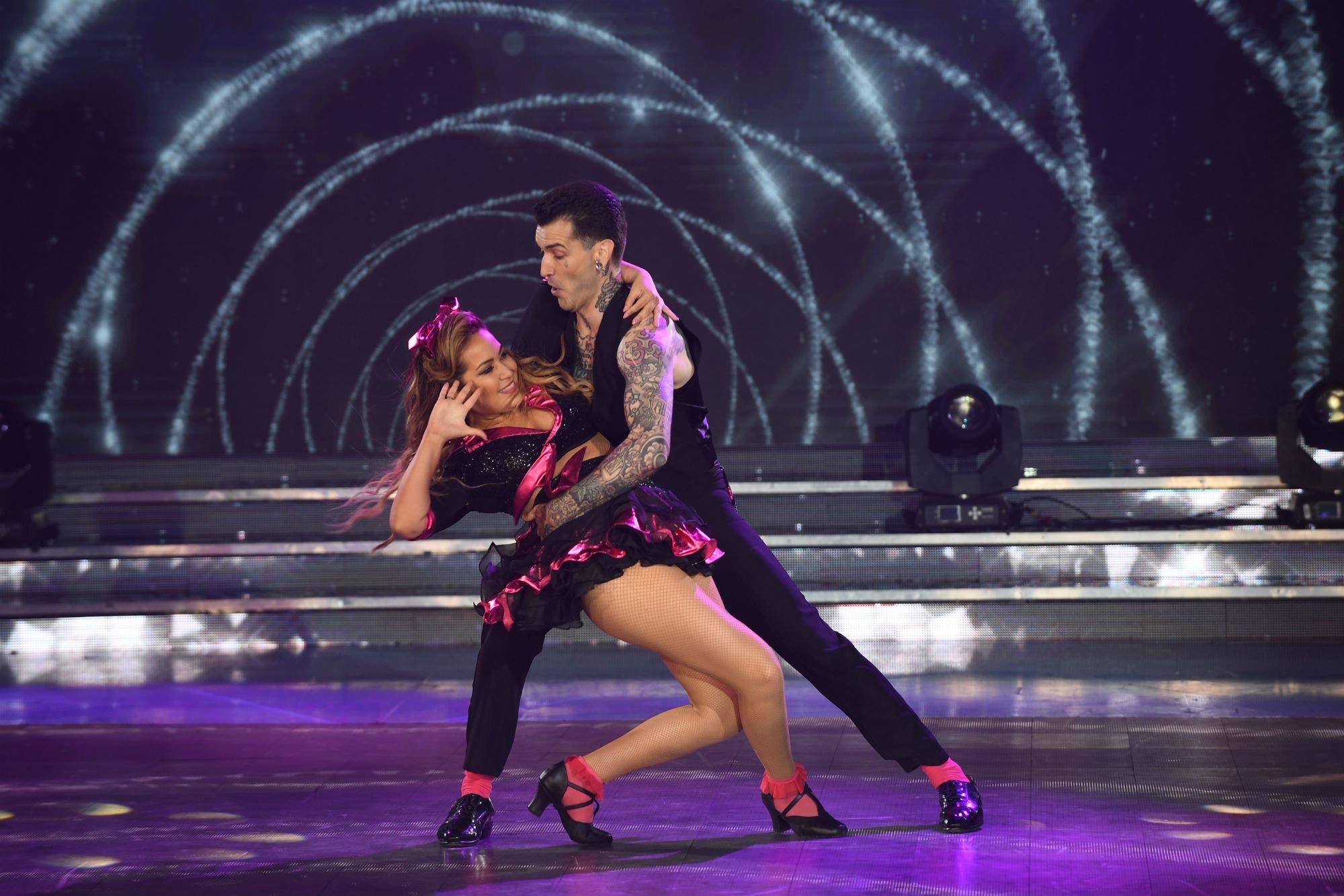 """ShowMatch 2019: las lágrimas de Karina """"La Princesita"""" luego de bailar el Jive"""