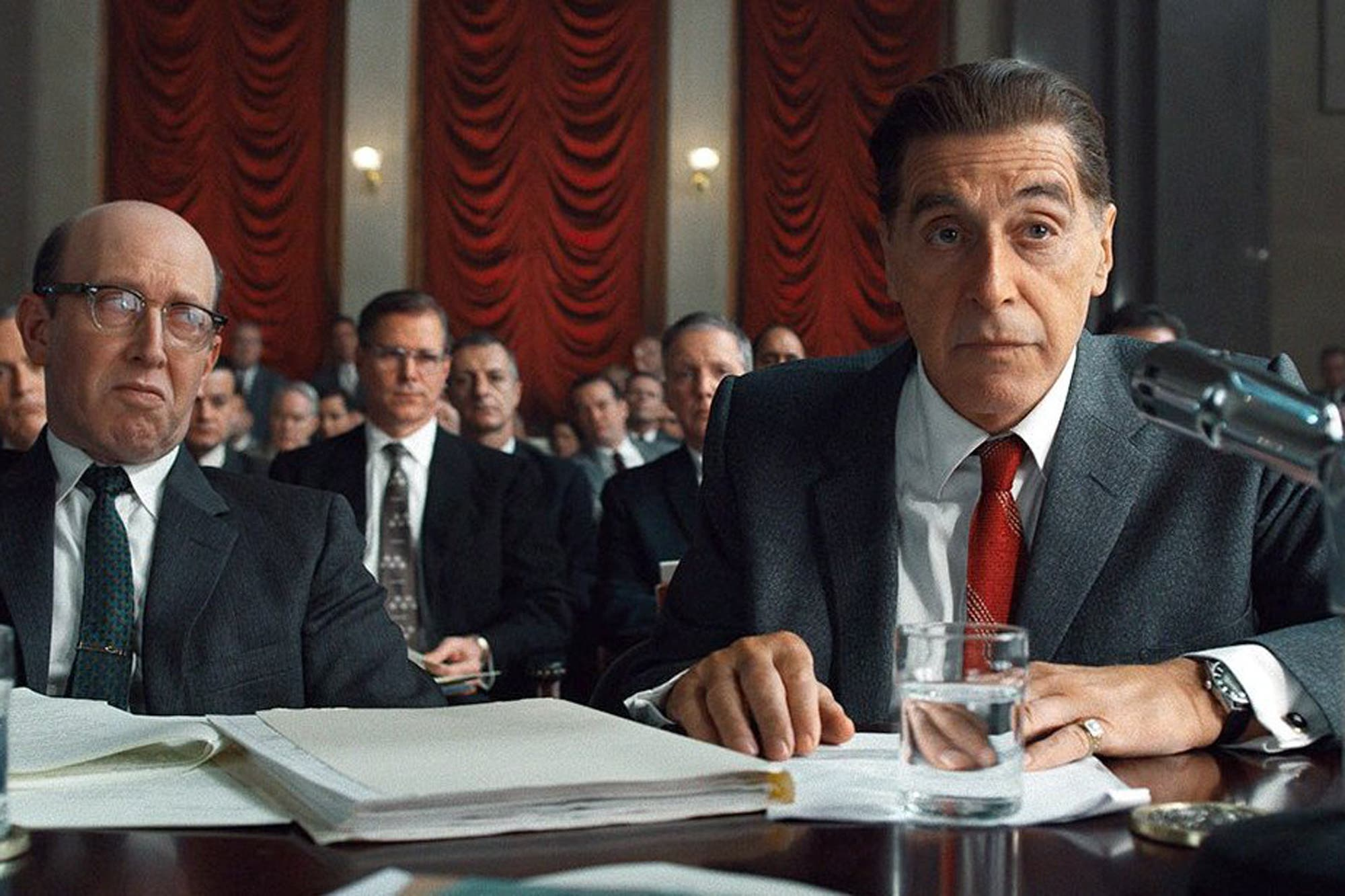 Robert De Niro y Al Pacino: dos mitos vivientes que quieren seguir haciendo historia con El irlandés