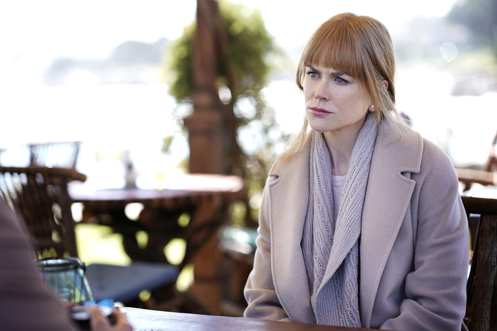 Nicole Kidman pone en manos de su autora el regreso de Big Little Lies