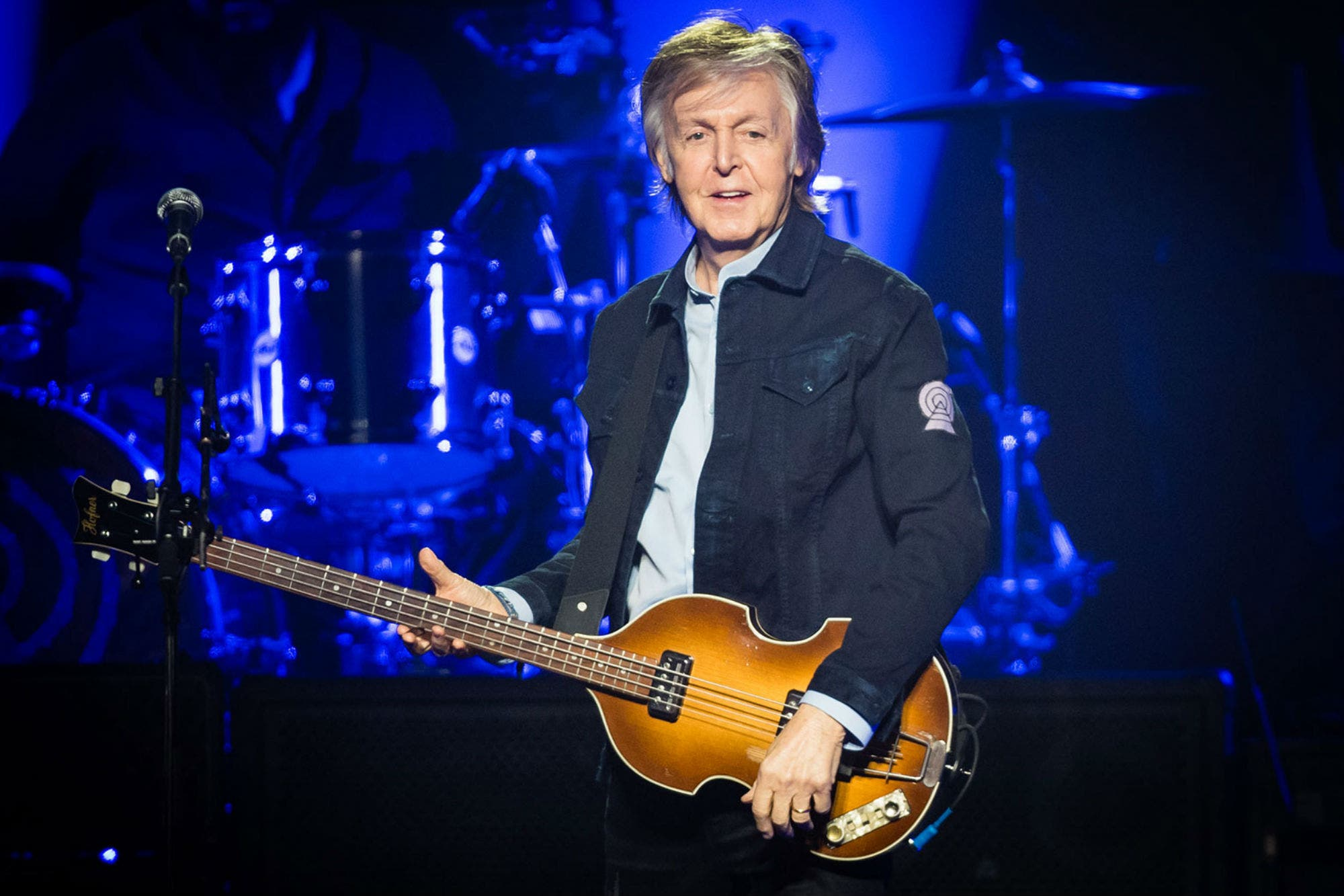 Paul McCartney cerrará un histórico festival de Glastonbury