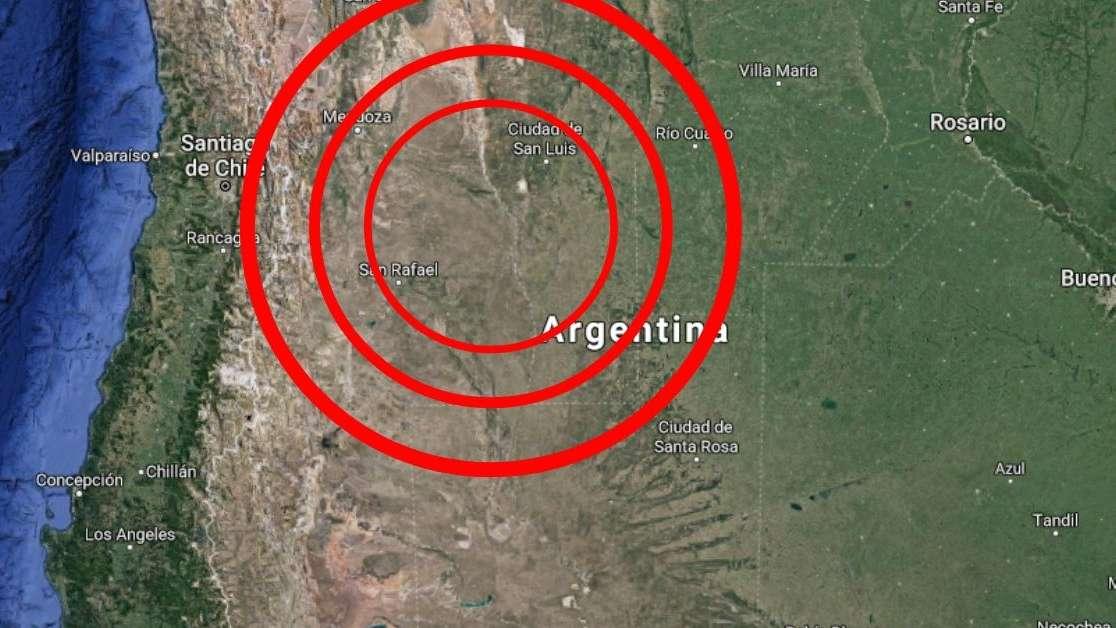 Repercusión nacional: el sismo en Mendoza asustó a gran parte de Argentina