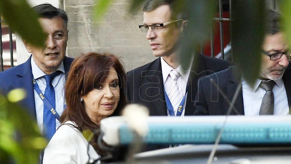 "Cristina Kirchner definió la causa por obra pública como ""paradigma de lawfare"""