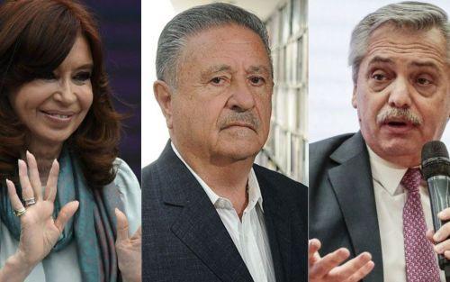 "Duhalde advierte: ""Si Cristina y Alberto se pelean, se acabó, termina mal"""