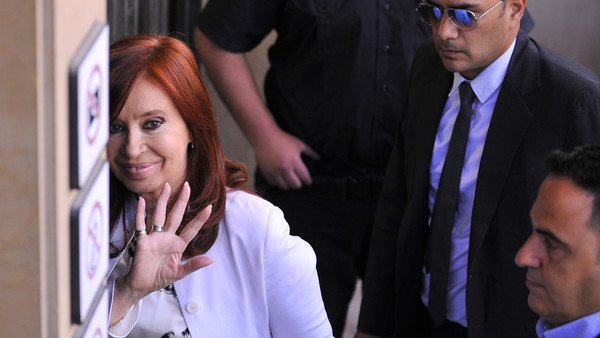 """La grieta"" en las redes por la indagatoria a Cristina Kirchner"