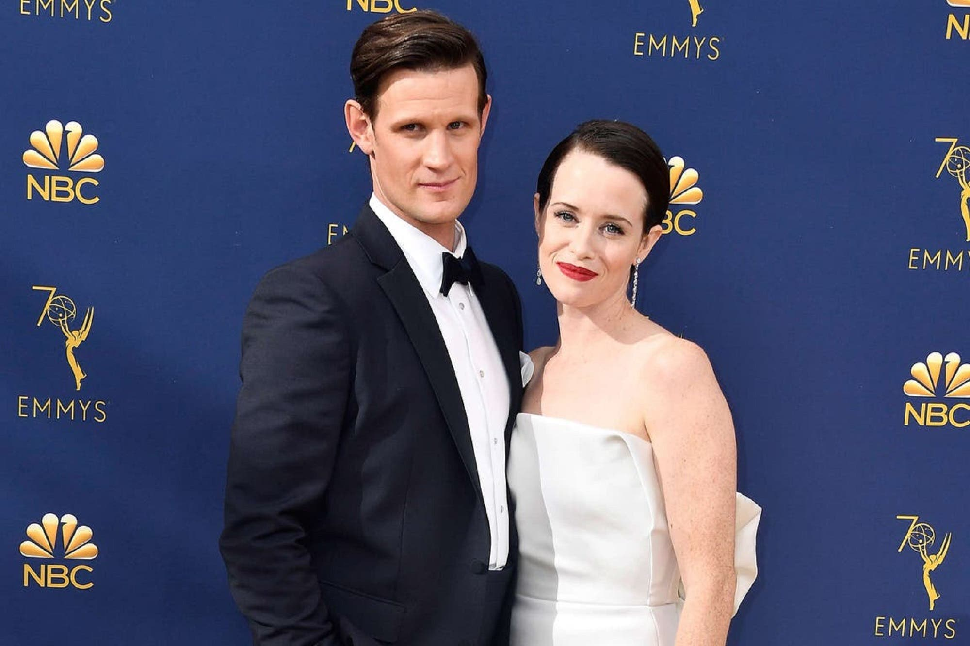 Cuál es el vínculo entre Claire Foy y Matt Smith más allá de The Crown