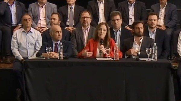 María Eugenia Vidal presentó su balance de gestión: aseguró que deja una provincia con menos deuda y menor déficit