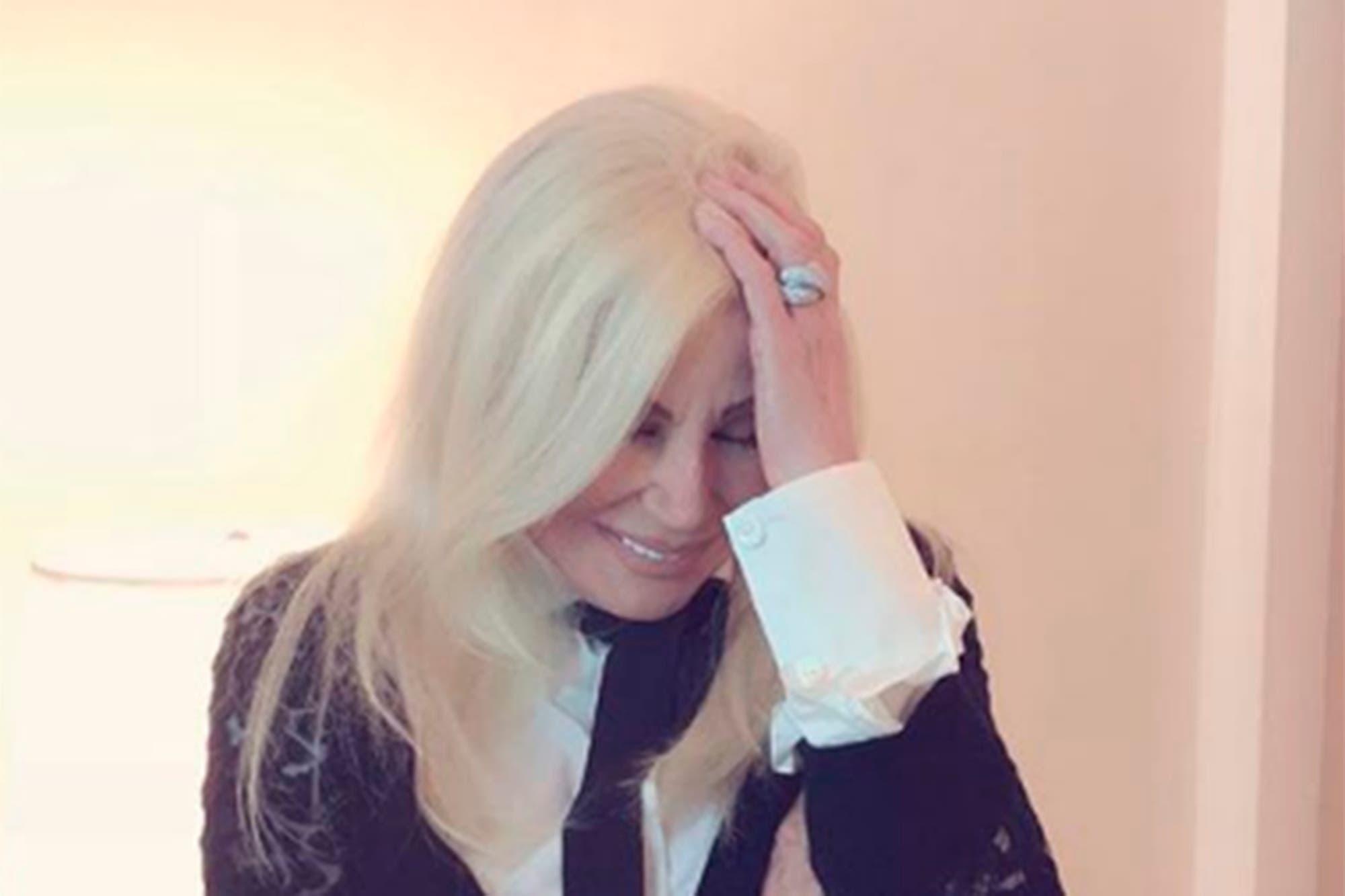 Susana Giménez, sobre el bozal legal de Diego Maradona: ¡Una cautelar otra vez! ¡Qué amoroso!