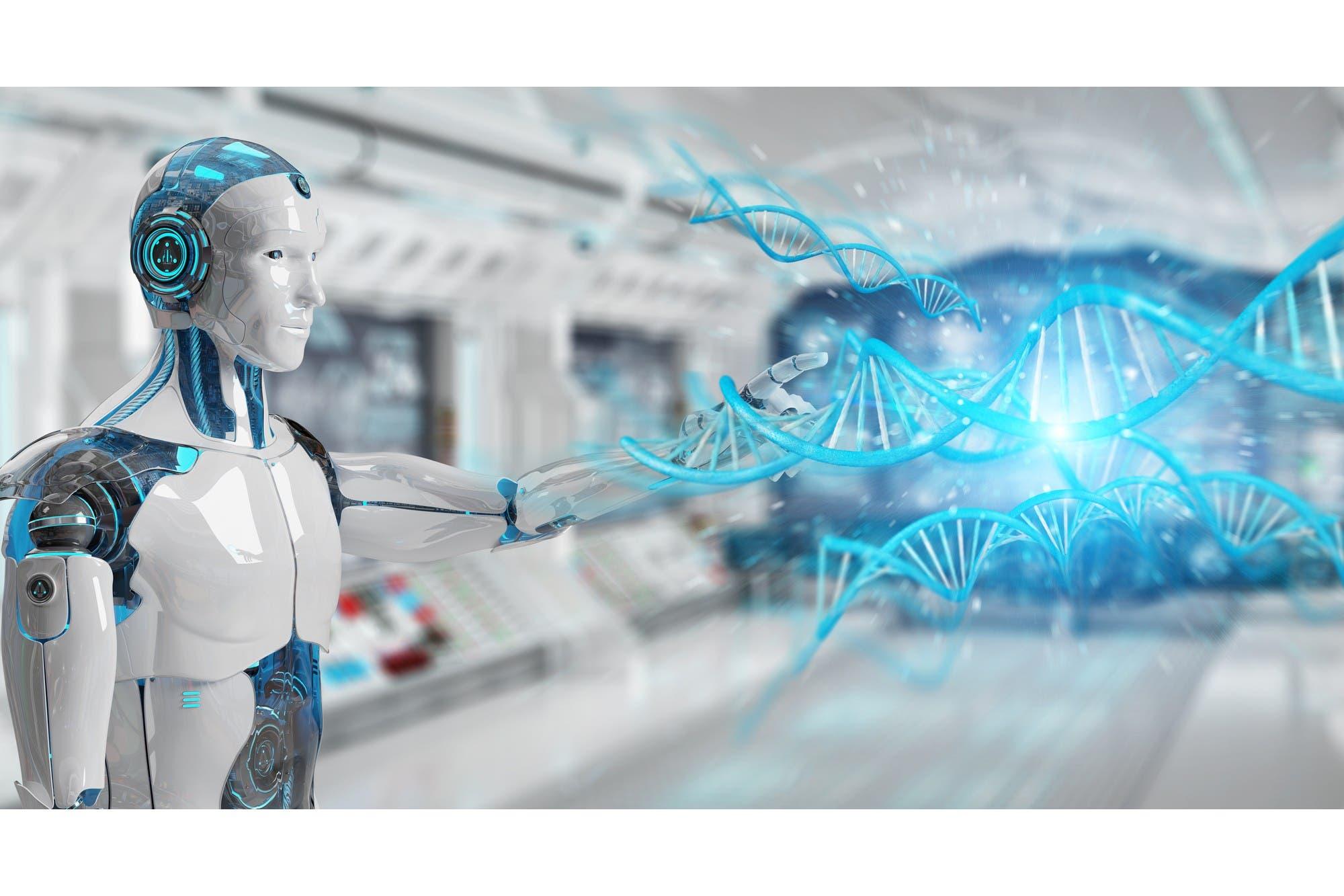 Quizás es posible que un día las máquinas produzcan humanos