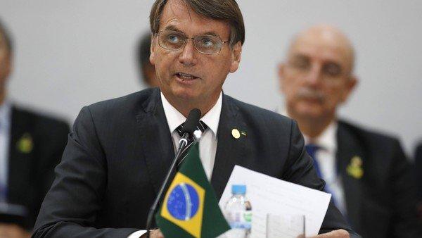 Bolsonaro suspendió el envío de su emisario a la asunción de Alberto Fernández
