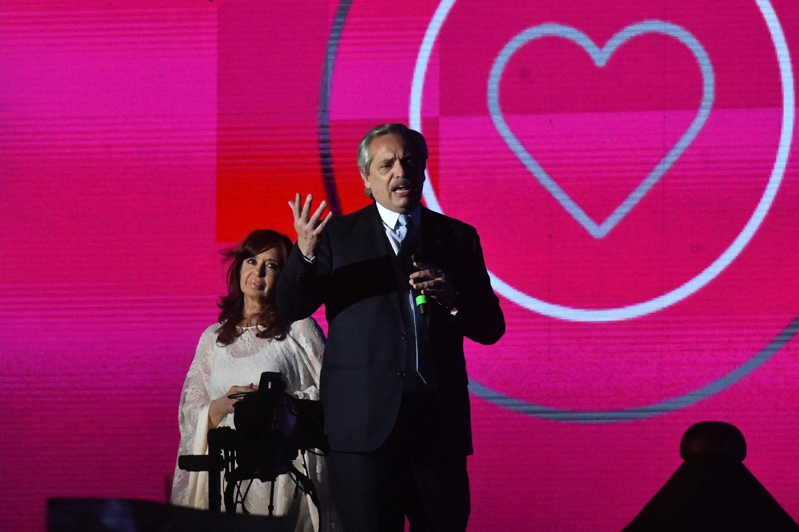 Fernández pedirá que se declare la triple emergencia
