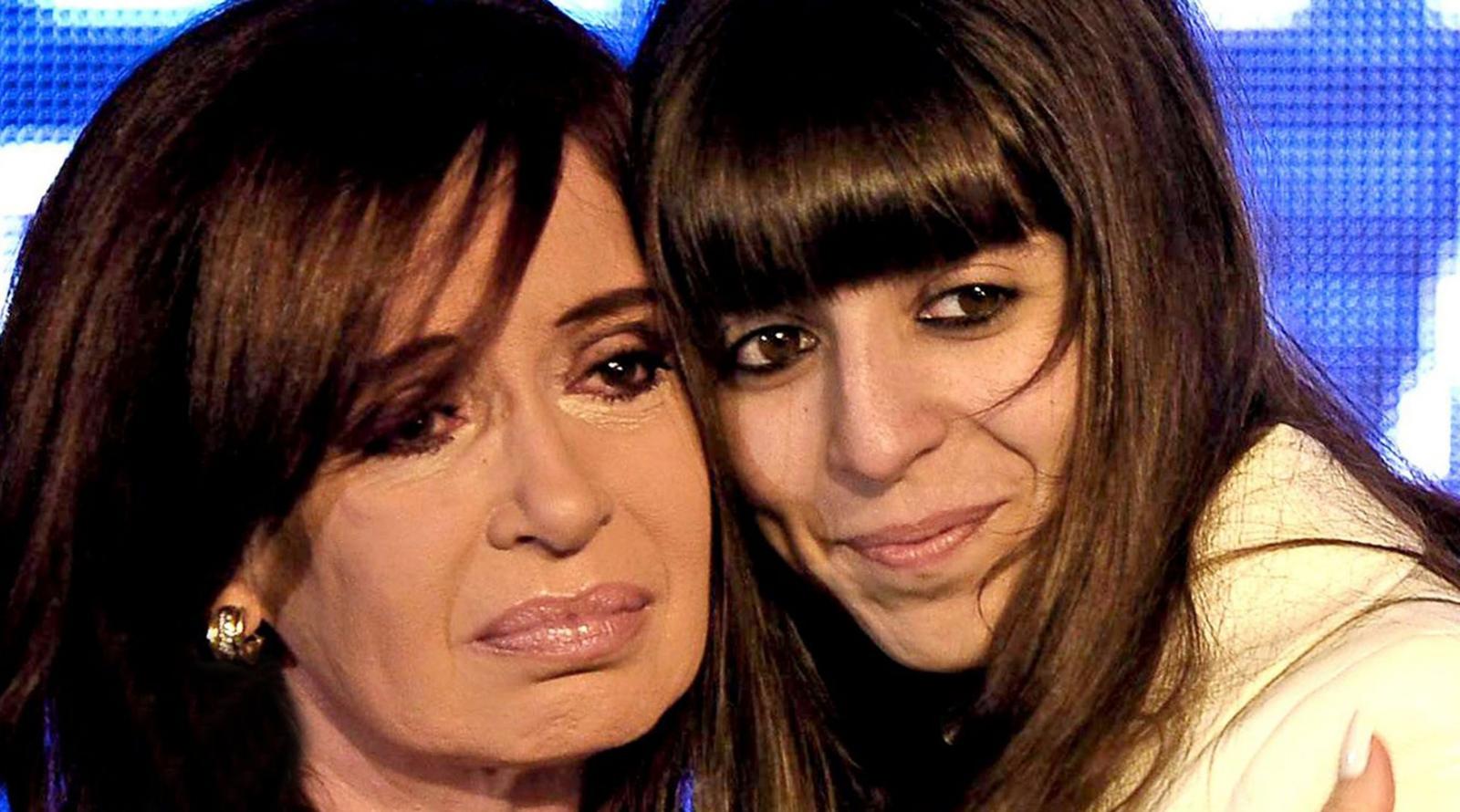 Cristina pidió autorización para pasar el fin de año con su hija en Cuba