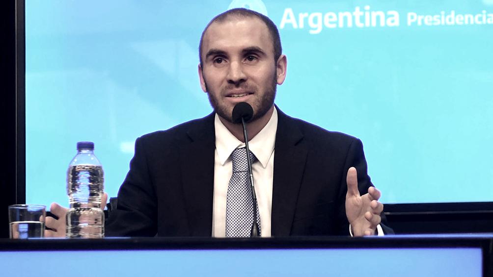 """Guzmán calificó como de """"extrema fragilidad"""" la situación y descartó el ajuste fiscal en 2020"""