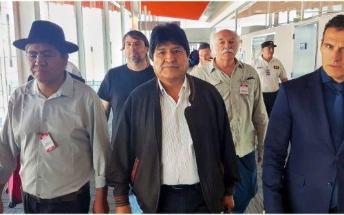 Evo Morales en Argentina: qué dice la Ley de Refugiado y qué le pedirán desde el Gobierno