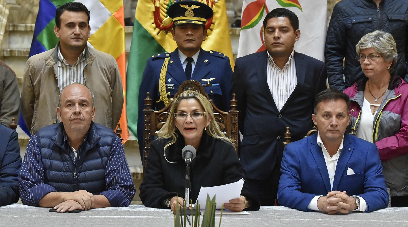 El Gobierno de Bolivia espera que Argentina no permita a Evo hacer política en su contra