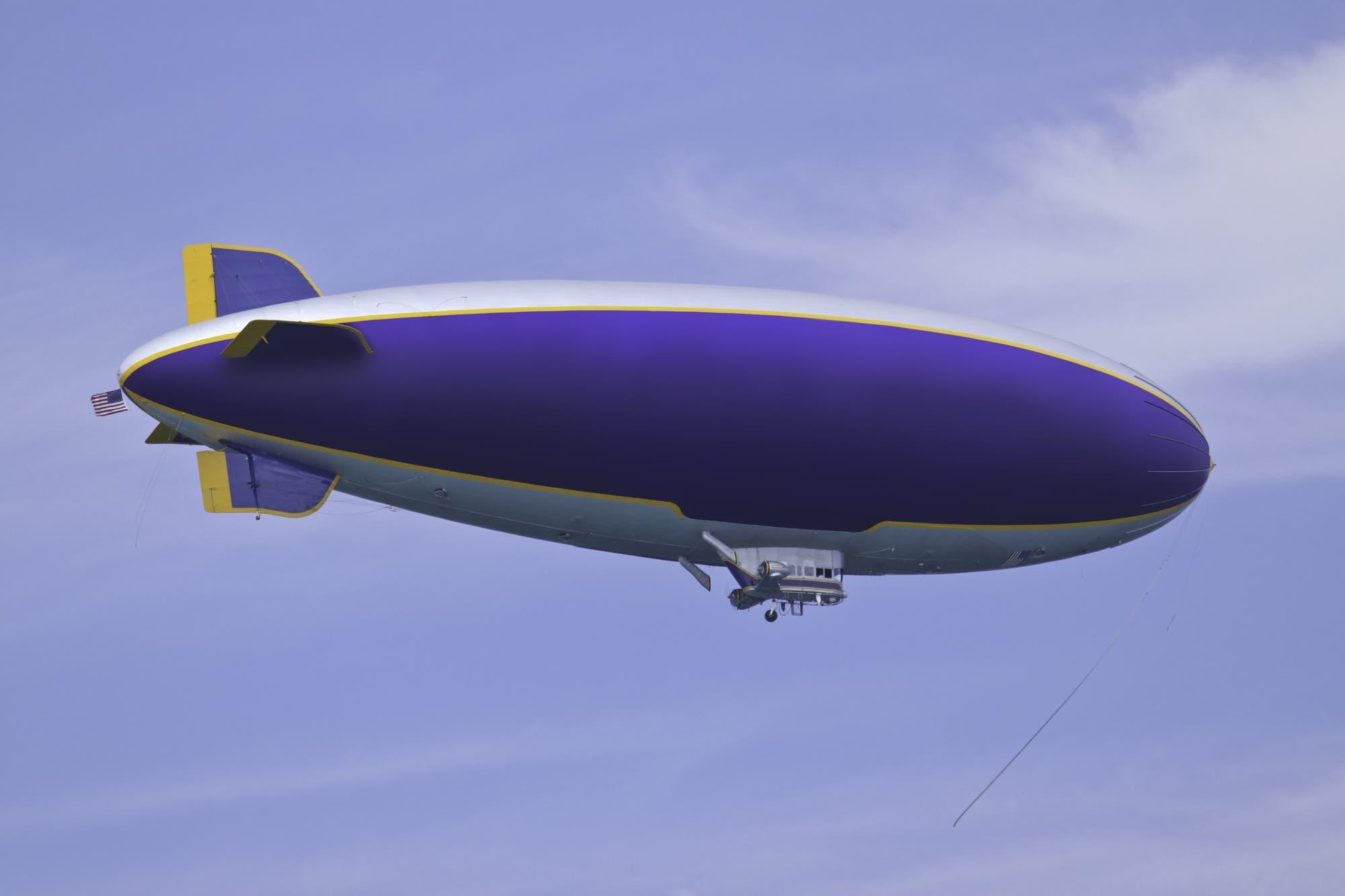 Por qué los zeppelines pueden ser la solución al congestionado y contaminante transporte aéreo