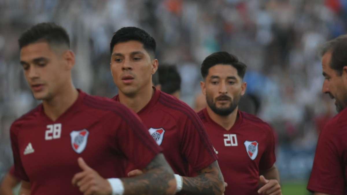 Copa Argentina: Mendoza, escenario de lujo, para la final entre River y Central Córdoba