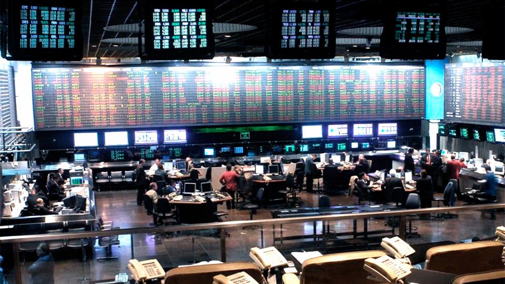 El S&P Merval subió 3,56% y en la semana ganó 0,56%
