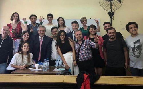"""Alberto Fernández arma """"gabinetes ambulantes"""" pero con eje de poder en la Rosada"""