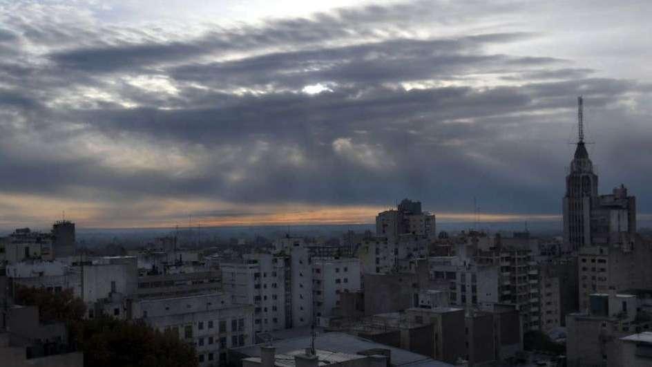 Pronóstico del tiempo: alerta por fuertes tormentas y caída de granizo en Mendoza