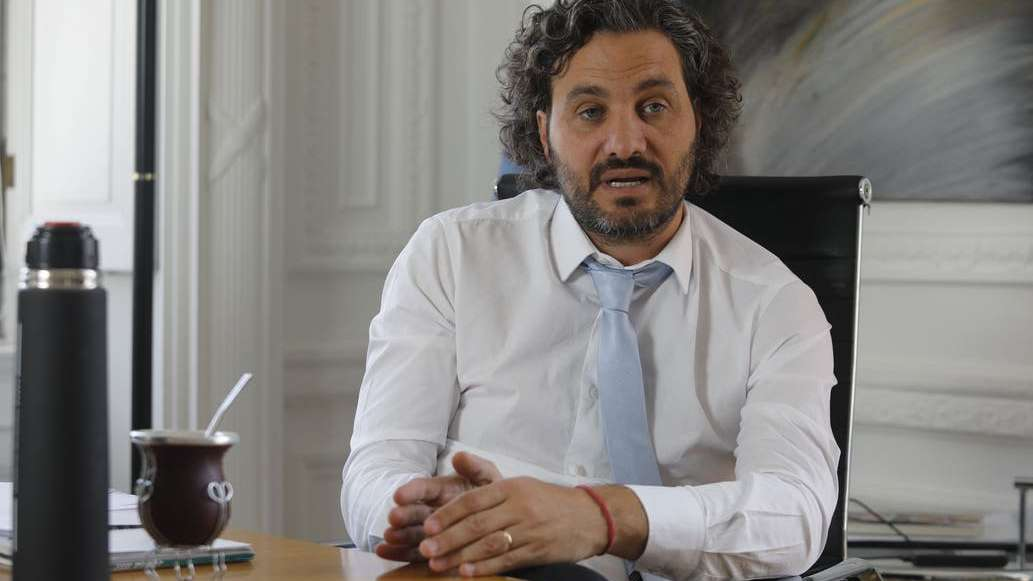 Santiago Cafiero aseguró que no congelarán las tarifas