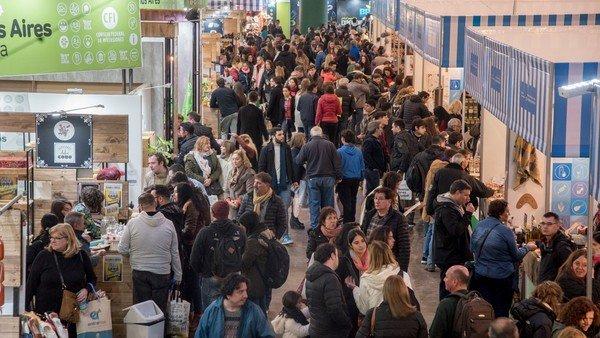 Con más stands, el Gran Mercado Argentino ya proyecta el 2020