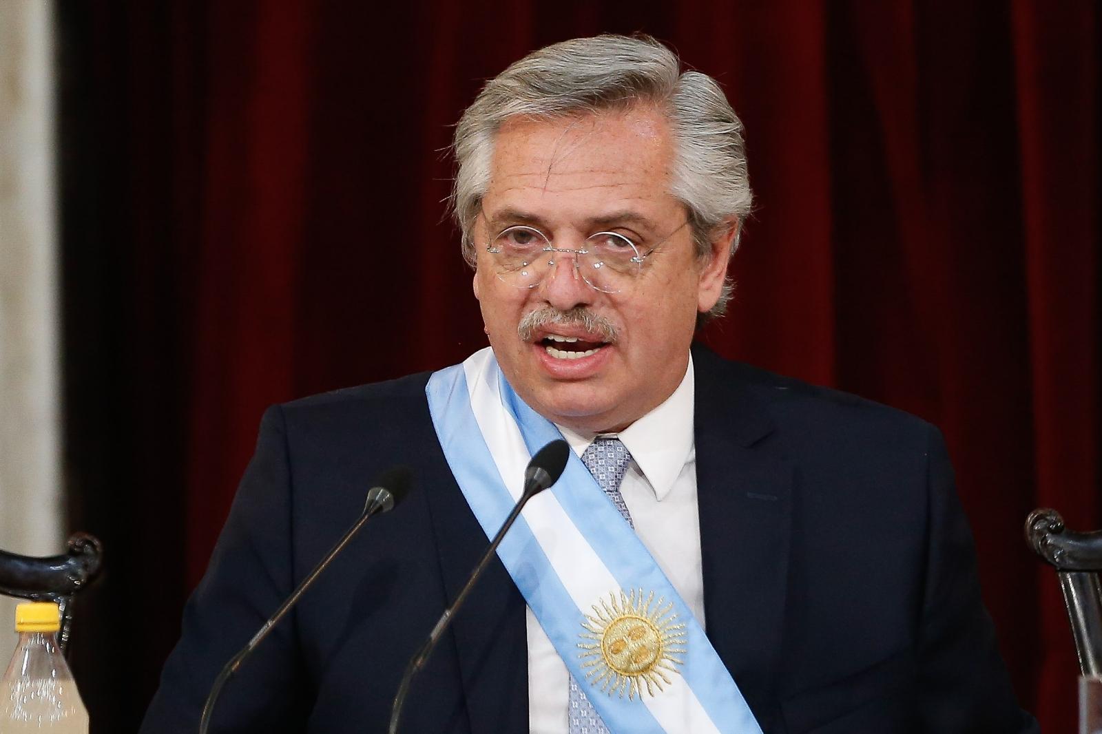 Alberto Fernández negó que hayan aumentado las retenciones al campo