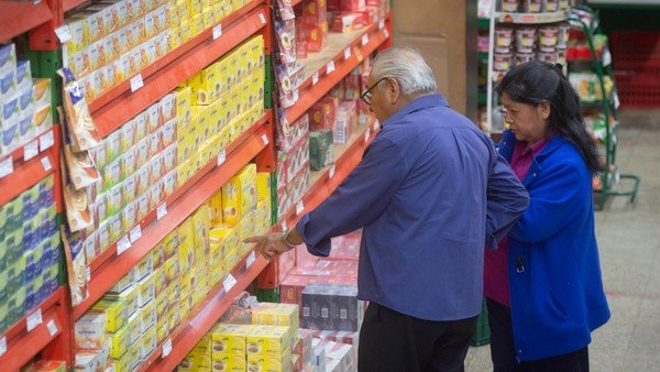 En noviembre, el consumo cayó 6,5% y no se espera repunte para diciembre