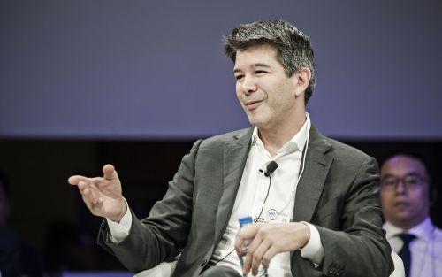 Kalanick se deshace de su participación en Uber vertiginosamente