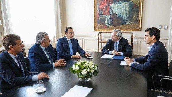 Alberto Fernández se aseguró apoyo de gobernadores radicales para la suspensión del Consenso Fiscal