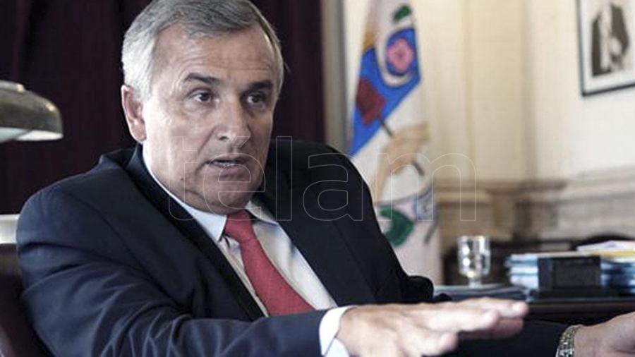 """Morales sostuvo que Juntos por el Cambio """"no votará superpoderes"""", pero """"facilitará herramientas"""""""
