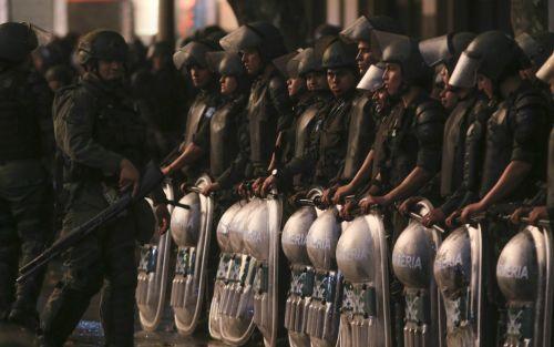 El Gobierno nacional evalúa el rol de Prefectura y Gendarmería en barrios porteños