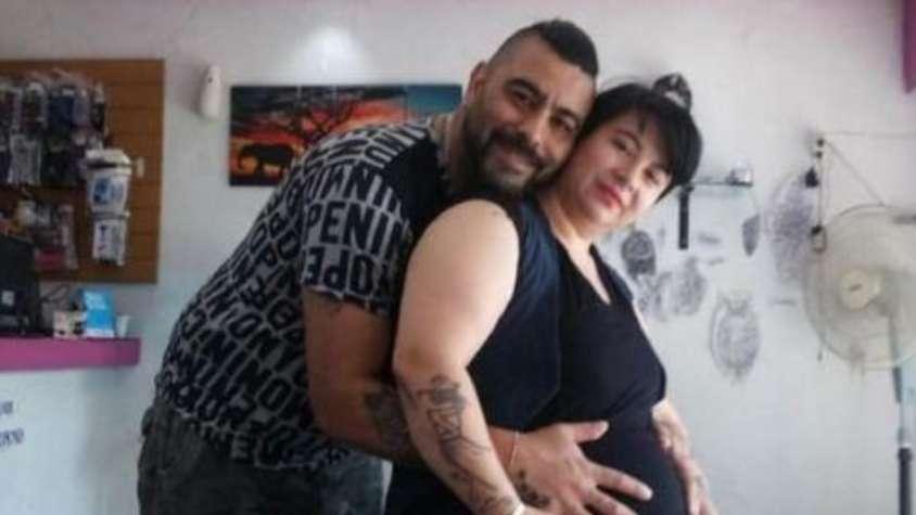La falsa embarazada confesó había mentido para que su pareja no se fuera con la ex