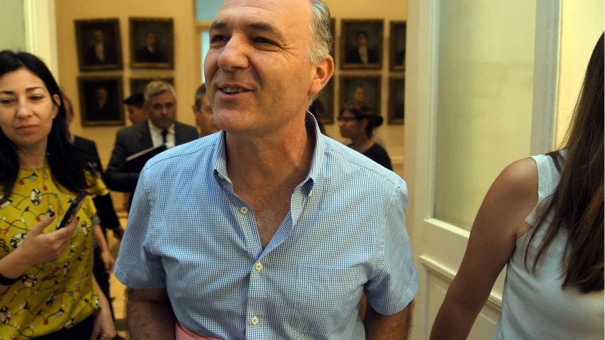 Guillermo Carmona consiguió trabajo en la Nación