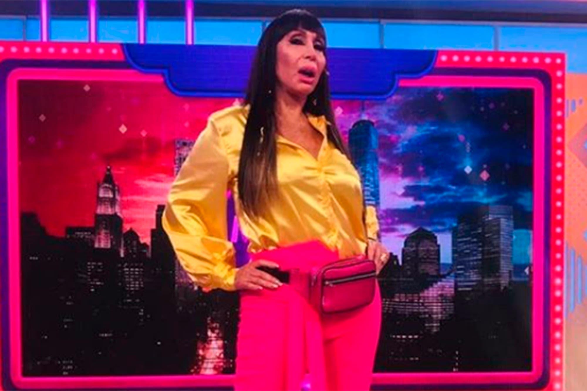 """Debido a un """"imprevisto"""", Moria Casán debió abandonar la conducción de su programa"""
