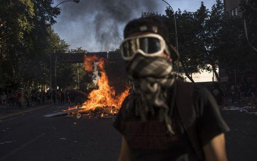 El cambio climático empujó a los chilenos a la agitación social
