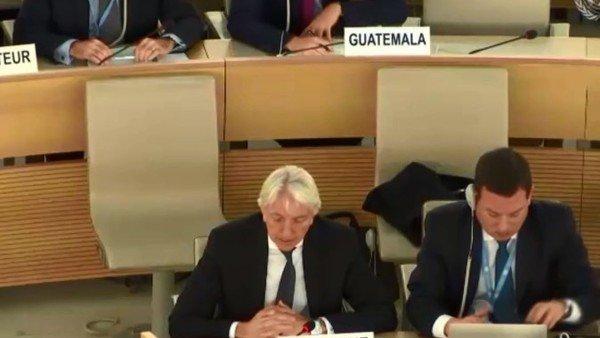 Argentina criticó en la ONU las sanciones económicas contra Venezuela