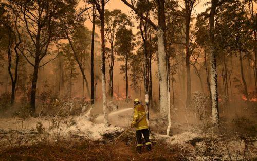 Según la NASA, el humo de los incendios de Australia dará la vuelta al mundo