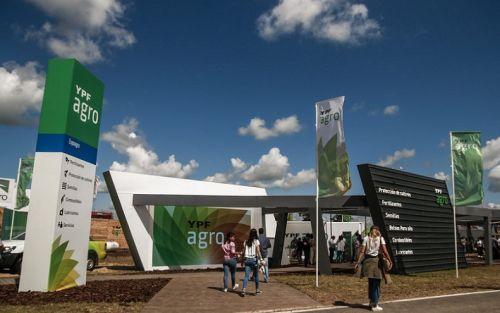 YPF Agro, el principal aliado en Expoagro 2020