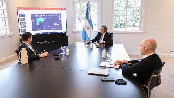 """El Gobierno le advierte a la Ciudad por la coparticipación: """"Si se quisiera, podría haber una reducción mayor"""""""