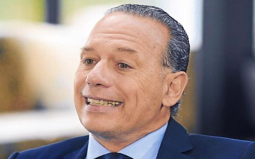"""Sergio Berni: """"Estamos casi por debajo en un 20% en la mayoría de los delitos"""""""