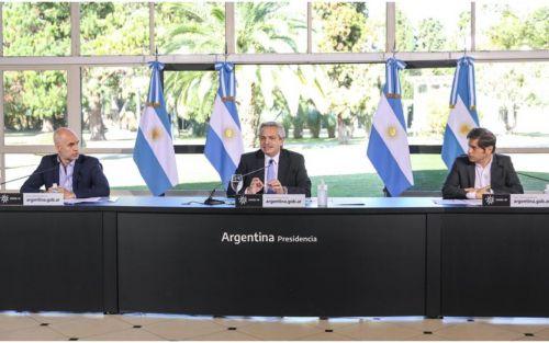 Coparticipación: envían al Congreso la quita a la Ciudad de Buenos Aires, que quedaría en 1,4%