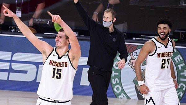 """Denver Nuggets, la sorpresa de la NBA: un """"gordito"""" crack que amaba la Coca Cola y un dueño millonario al que no le importa ganar"""