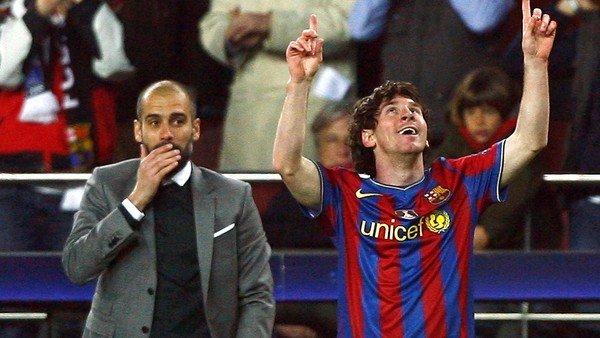 """Pep Guardiola y su postura sobre el posible pase al City: """"No tengo nada que decir sobre Lionel Messi"""""""