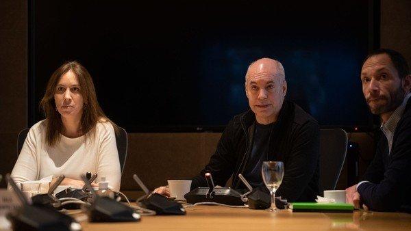 """María Eugenia Vidal arrancó una recorrida virtual por la Provincia en la Tercera Sección: """"Acá es donde más tenemos que crecer"""""""
