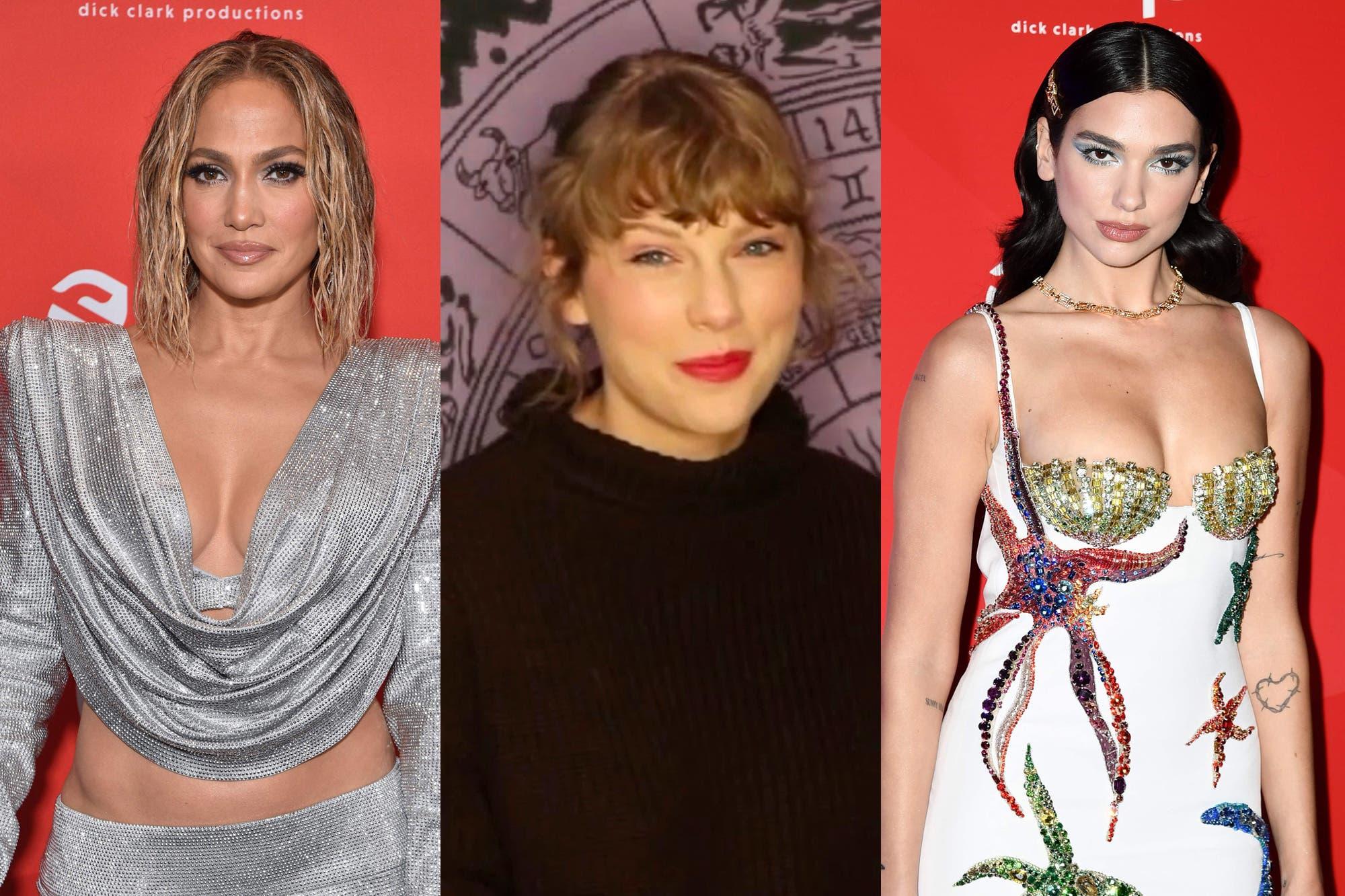 american-music-awards-2020:-los-ganadores-y-los-looks-de-la-alfombra-roja