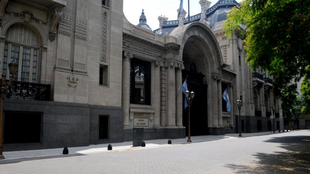 la-cancilleria-argentina-felicito-a-biden-por-su-asuncion-como-presidente